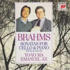Brahms  Sonatas For Cello And Piano