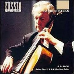 Bach Cello Suites CD1
