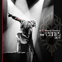 Acid Black Cherry TOUR '2012' LIVE CD Disk 1 - Acid Black Cherry