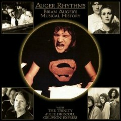 Brian Auger's Musical History CD2 - Brian Auger
