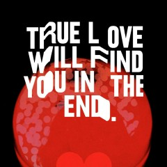 True Love Will Find You In the End (Single)