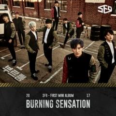 SF9 First Mini Album (Burning Sensation)
