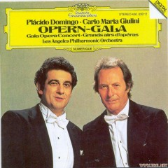 Opera Gala - Placido Domingo,Carlo Maria Giulini