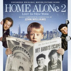 Home Alone 2: Lost In New York OST (CD2) - Pt.1 - John Williams