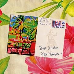Best Wishes - Ken Yokoyama