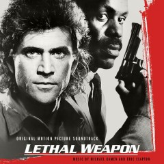 Lethal Weapon OST CD2