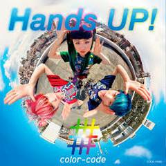 Hands UP! - color-code