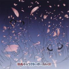 Secret Game -KILLER QUEEN- DEPTH EDITION Tokuten Character Vocal Song CD