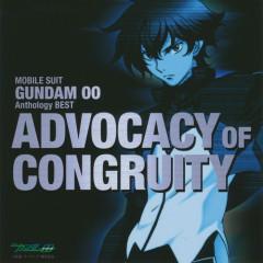 Mobile Suit Gundam 00 Anthology BEST 'ADVOCACY OF CONGRUITY' CD2