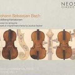 Bach - Goldberg Variationen (Version For String Trio) (No. 2)