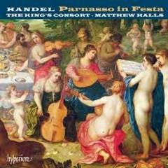 Handel - Parnasso in Festa CD 2 (No. 2)