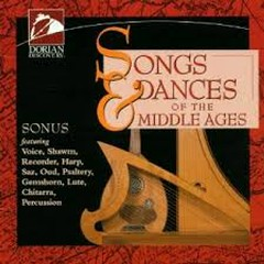 Songs & Dances Of The Middle Ages (No. 1)