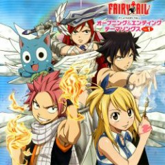Fairy Tail Opening & Ending Theme Songs Vol.1 - Various Artists