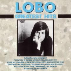 Greatest Hits - Lobo