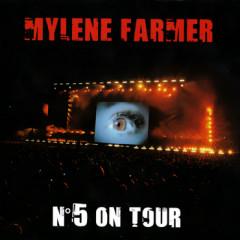 №5 On Tour (CD2) - Mylene Farmer