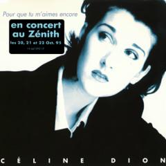 Pour que tu m'aimes encore (Canadian CDS) - Céline Dion
