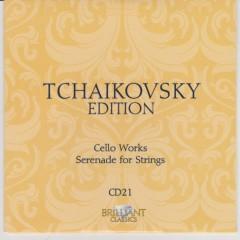 Tchaikovsky Edition CD 21