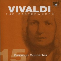 Vivaldi - The Masterworks CD 15 (No. 1)