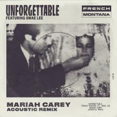 Unforgettable (Mariah Carey Acoustic Remix) (Single)
