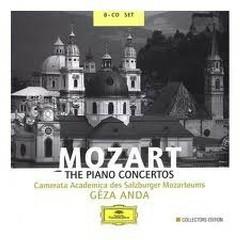 Mozart: The Piano Concertos Disc 2