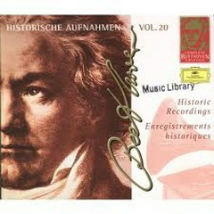 Complete Beethoven Edition, Vol. 20: Historical Recordings CD1