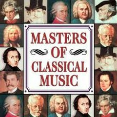 Masters Of Classical Music Vol. 2 - J. S. Bach