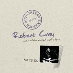 Live Outdoor Concert Austin Texas May 25.1987 - Robert Cray