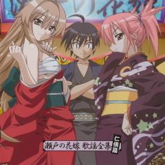 Seto no Hanayome Kayou Zenshuu Ninkyou Hen II - Haruko Momoi