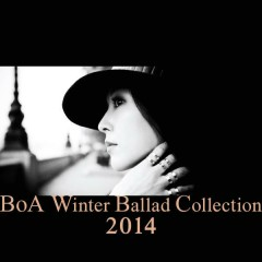 BoA Winter Ballad Collection 2014