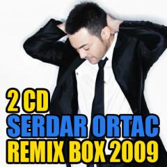Remix Box CD1 - Serdar Ortac