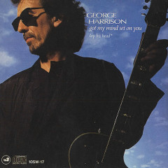 Got My Mind Set On You (Single) - George Harrison