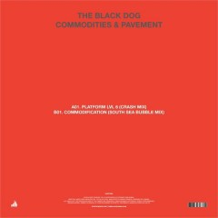 Commodities & Pavement - The Black Dog