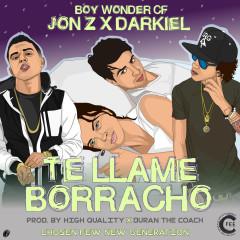 Te Llame Borracho (Single)