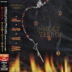 Unholy Terror (Japan)