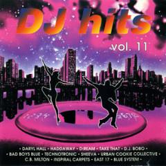 D.J. Hits Vol. 11 CD1