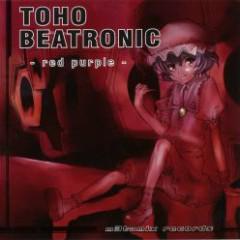 TOHO BEATRONIC - red purple - - M3tamix Records