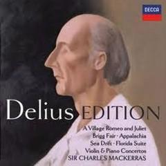 Delius Edition CD6