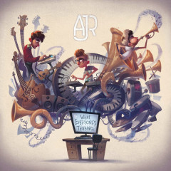 What Everyone's Thinking (EP) - AJR
