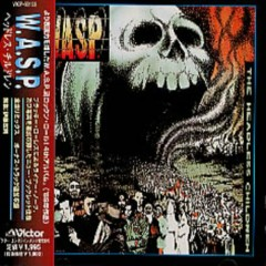 The Headless Children (Japan) - W.A.S.P.