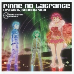 Rinne no Lagrange Original Soundtrack CD2