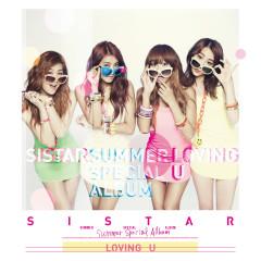 Summer Special 'Loving U' - SISTAR