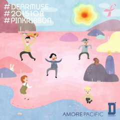 #DearMuse #201510B #PinkRibbon - Beauty Handsome