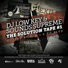 The Solution Tape (CD1)