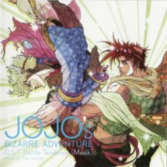 JoJo's Bizarre Adventure O.S.T Battle Tendency [Muzik] (CD1) - Iwasaki Taku