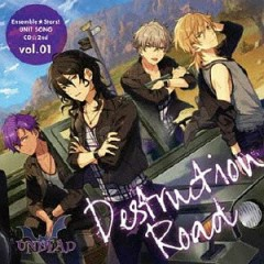 Ensemble Stars! Unit Song CD Dai 2 Dan vol.01 UNDEAD