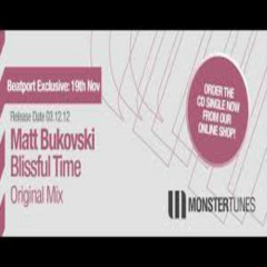 Blissful Time - Matt Bukovski