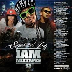 I Am Mixtapes 92 (CD1)