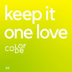 keep it one love - color-code