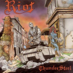 Thundersteel - Riot