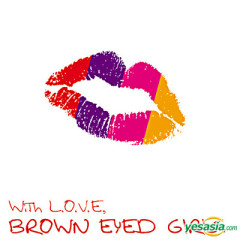 With L.O.V.E, Brown Eyed Girls  - Brown Eyed Girls
